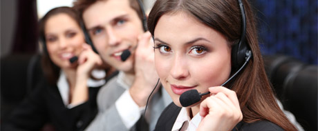customer service staffing factoring